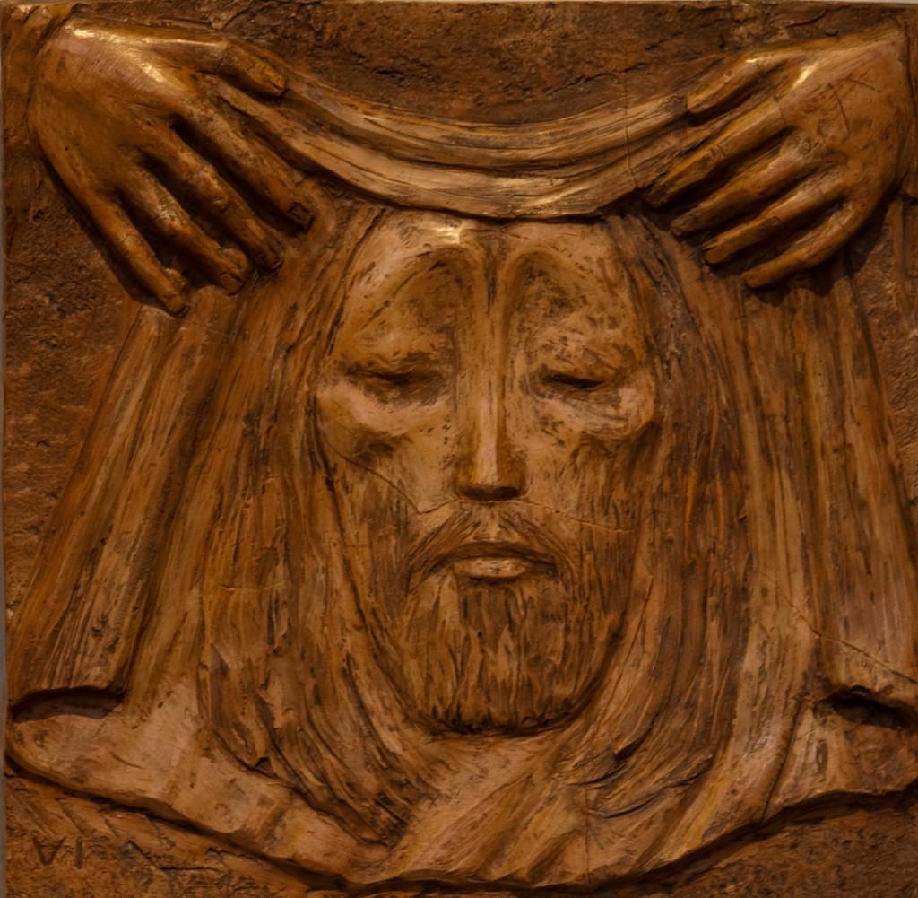 Veronika rekker Jesus svetteduken