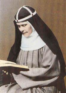 Blessed mother Elisabeth Hesselblad