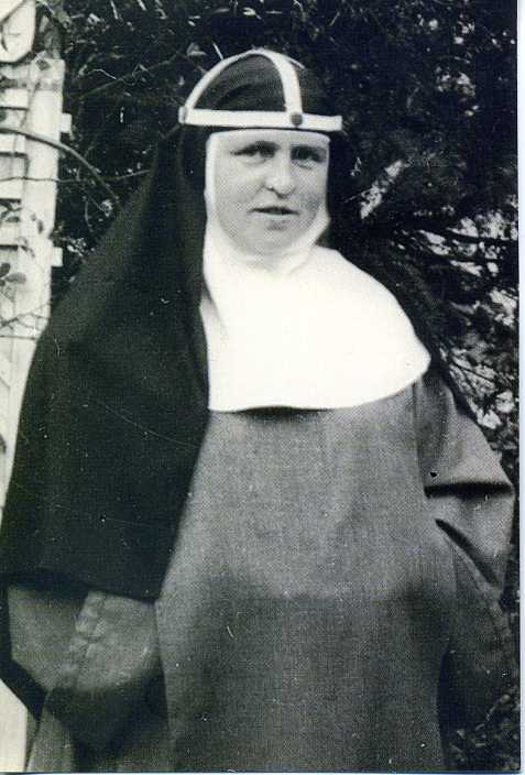 MOTHER M. CATHERINE FLANAGAN